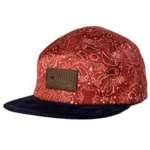 Entree LS Robin 5-Panel Vintage Courduroy Hat